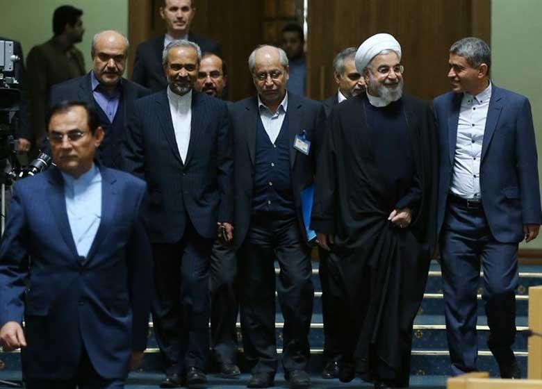 انتقاد اصلاحطلبان به کابینه فراجناحی روحانی/ سهمخواهی یا دولت خواهی؟