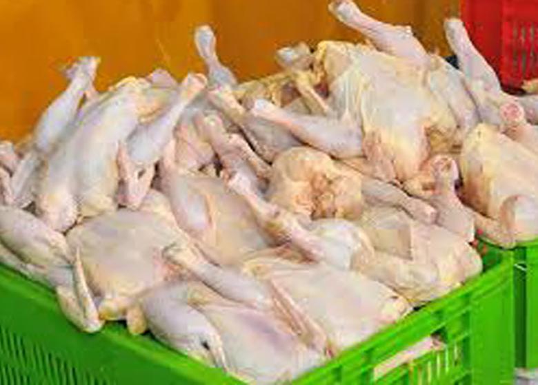 قیمت مرغ از ۸۰۰۰ تومان گذشت
