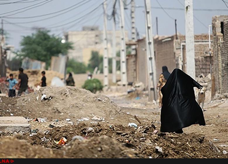 حاشیه نشینان مشهد سند مالکیت زمین می گیرند