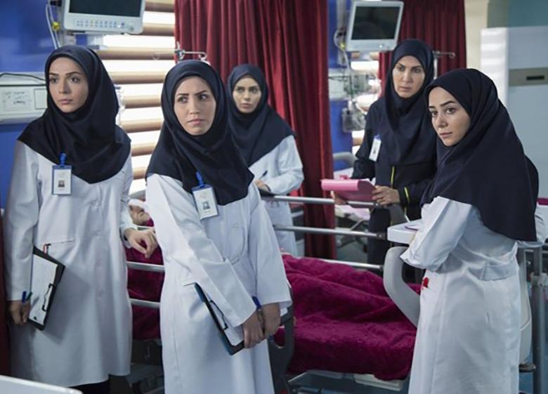 «پرستاران» به آنتن تلویزیون رسید + تصاویر جدید