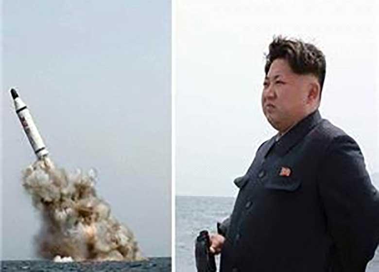 موشک قاره پيماي کره شمالي آماده شليک هسته اي است؟