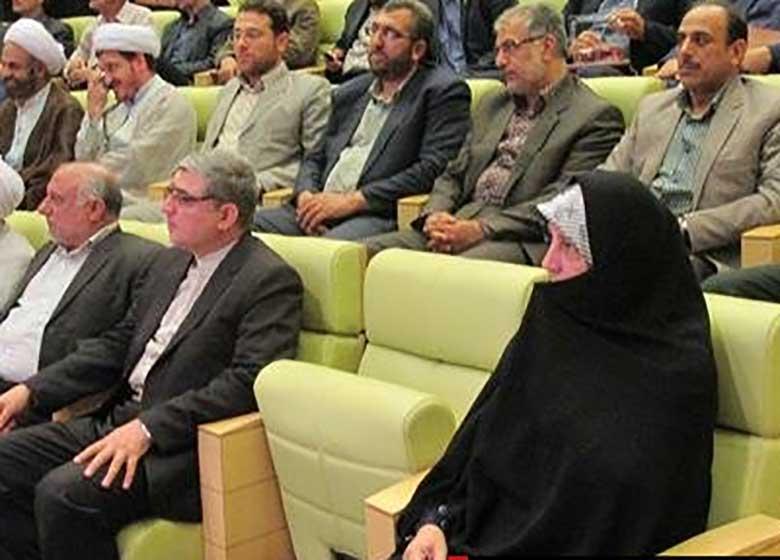همسر مرحوم سیداحمدخمینی وزیر می شود؟