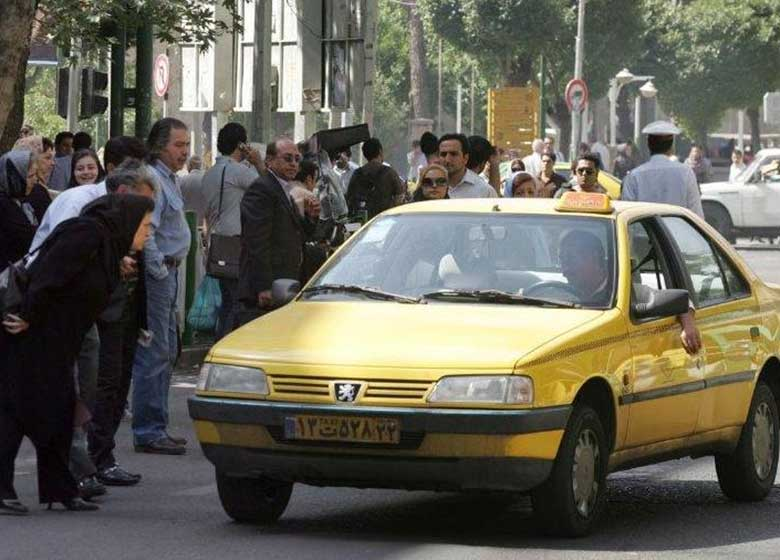 کرایه تاکسی در پایتخت گران شد