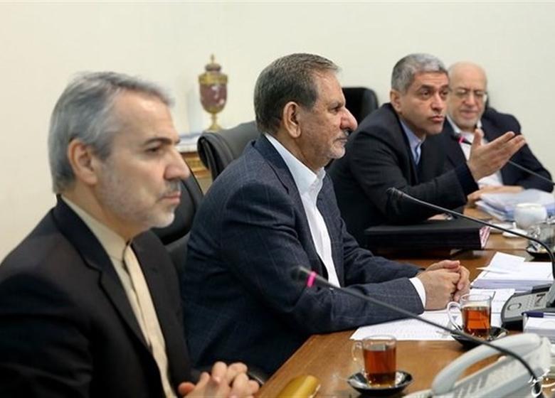 مصوبه جدید شورای اقتصاد