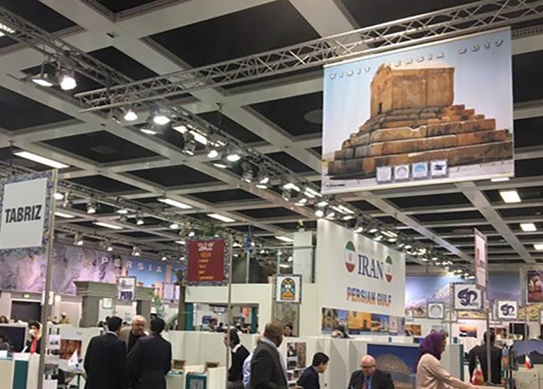ایران در نمایشگاه گردشگری تاپ ریزا فرانسه شرکت می کند