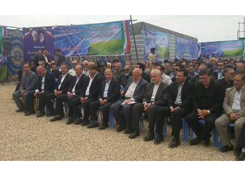 آغاز عملیات اجرایی ساخت نیروگاه خورشیدی با مشارکت شرکت سوئیسی در خراسان شمالی