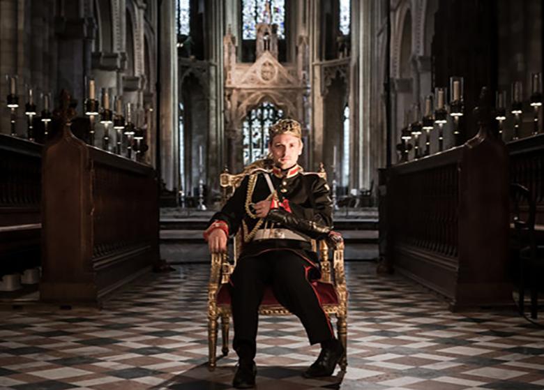 ریچارد سوم به کلیساهای انگلستان رفت
