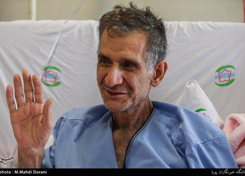 آغاز مرحله سوم شیمی درمانی بر روی «حاج حبیب» سینمای ایران