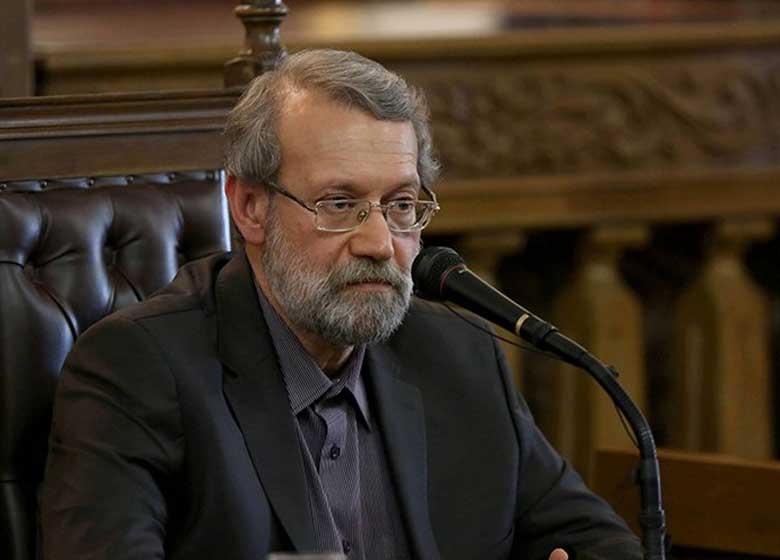 درخواست لاریجانی برای برخورد جدی با اقدامات رژیم صهیونیستی