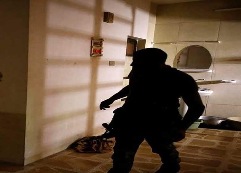 مونالیزای داعش دستگیر شد