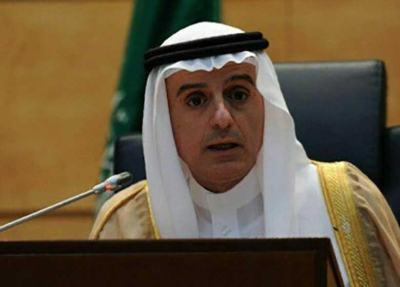 عادل الجبیر: تحریم کردن قطر پیامی مبنی بر به پایان رسیدن صبر و شکیبایی ماست