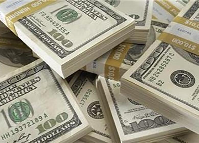 افزایش ۳۳۶ تومانی نرخ دلار طی یکسال