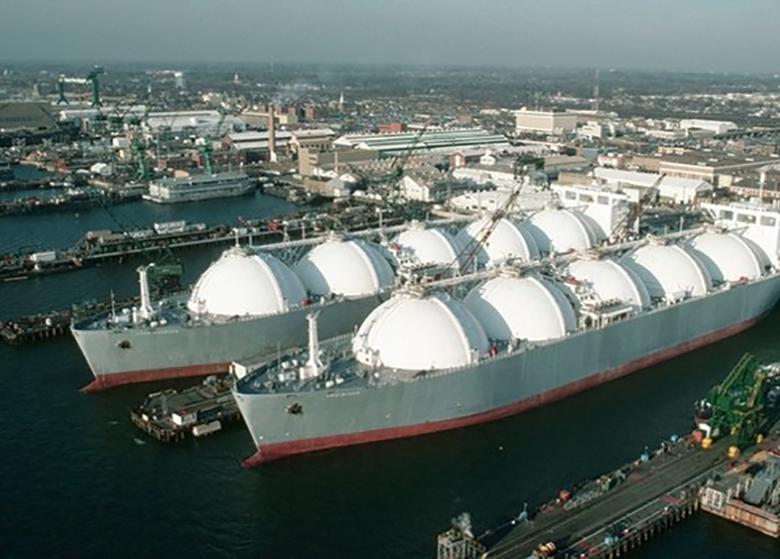 امارات از آمریکا میعانات گازی وارد میکند