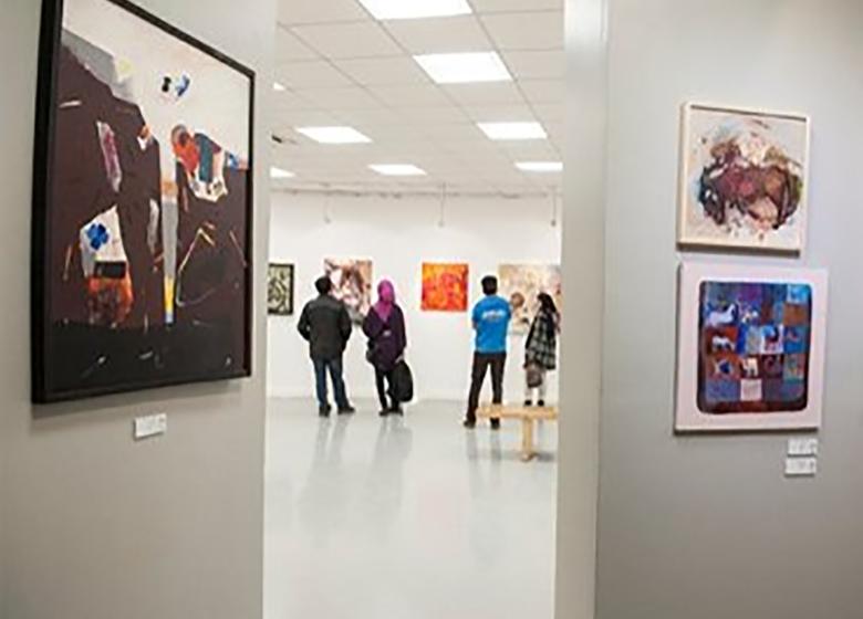 بیش از ۱۰ هزار اثر به دبیرخانه دومین بازار آثار هنری رسید