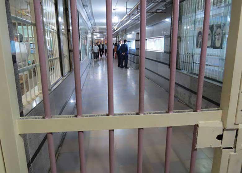 شمار زندانیان اتباع بیگانه در زندان اوین