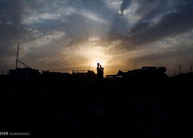 روایت رضا امیرخانی از خط مقدم نبرد با داعش