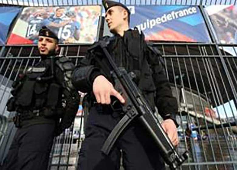 ۷ کشته و زخمی در حادثه تیراندازی فرانسه