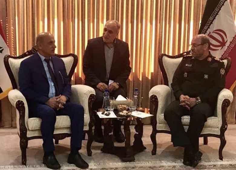 پیشنهاد عراق به ایران: بازگشت به قرارداد الجزایر برای تعیین مرز دو کشور