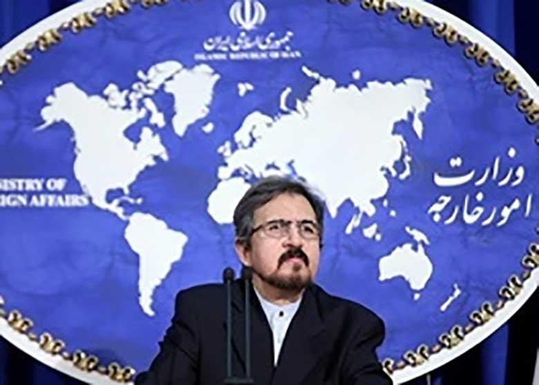 واکنش سخنگوی وزارت خارجه به بیانیه تهدیدآمیز آمریکا