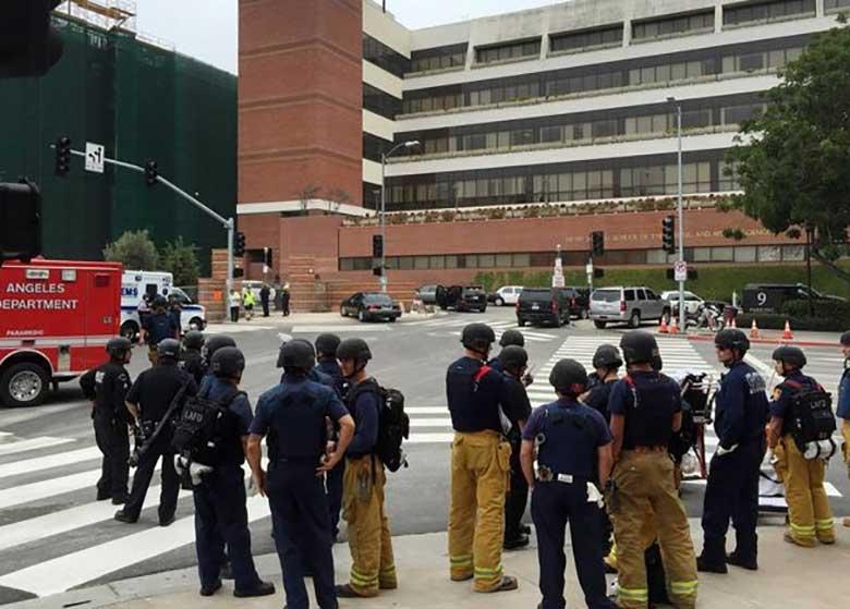 تیراندازی مرگبار در دانشگاه لاس وگاس