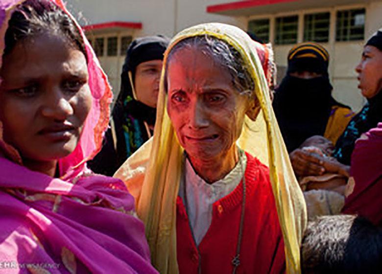 سلاخی مسلمانان میانمار در حضور برنده صلح نوبل