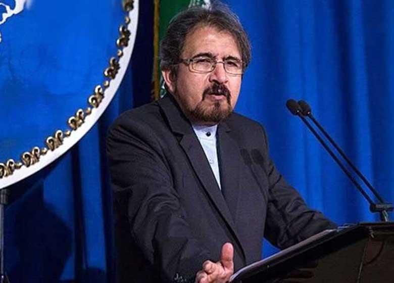 قاسمی: اقدام کویت قابل سرزنش است
