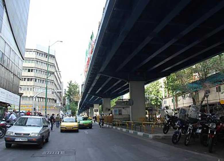 پایان عمر پل های فلزی پایتخت