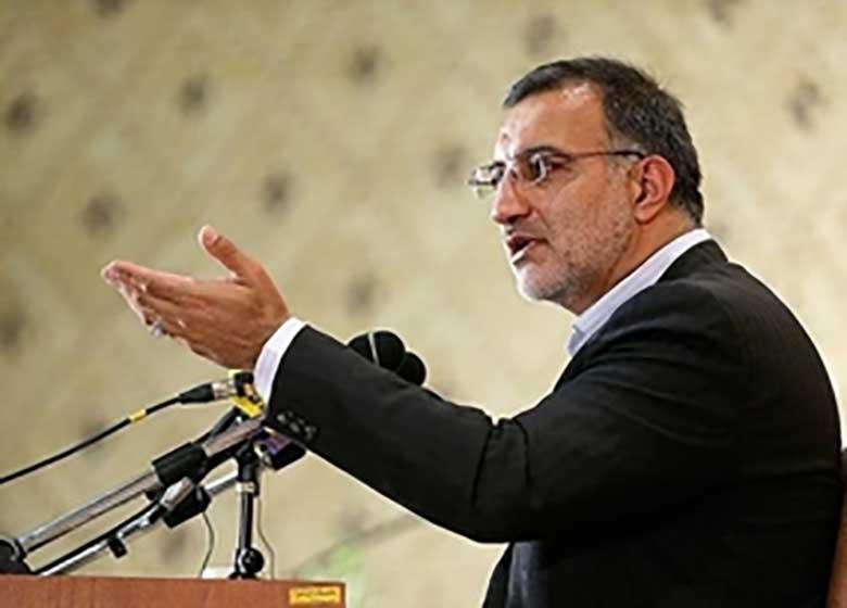 نامه زاکانی به نمایندگان مجلس/ زنگنه ابهامات گازی را پاسخ دهد