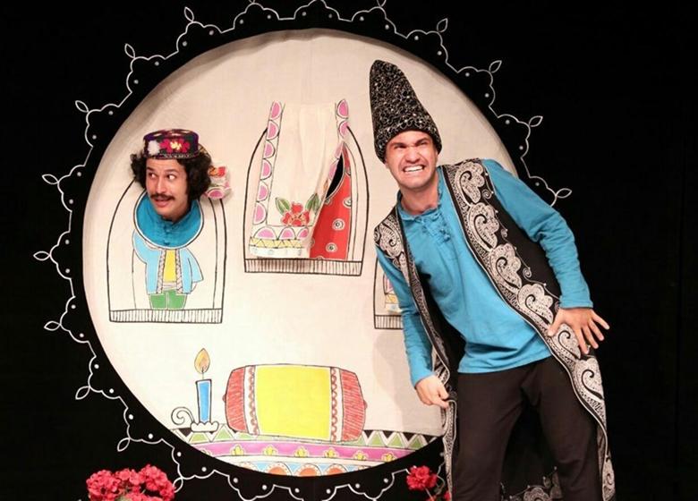نمایش موزیکال «تو مثل طوطی» با موسیقی زنده اجرا میشود