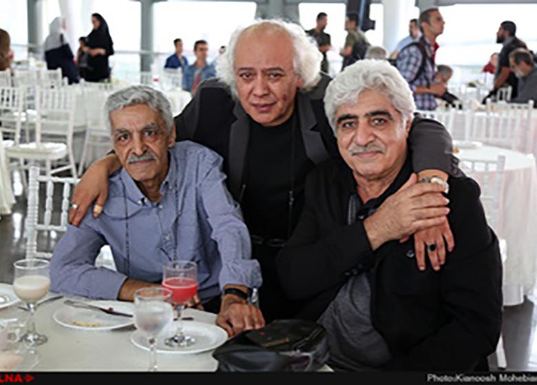 گزارش تصویری هفتمین جشن کانون کارگردانان سینمای ایران