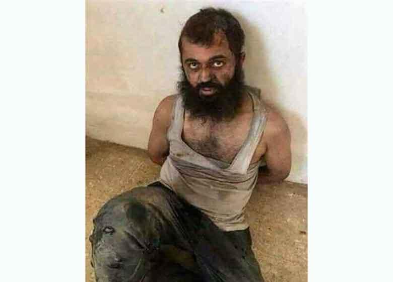 دستگیری یک افسر موساد درمیان اعضای داعش