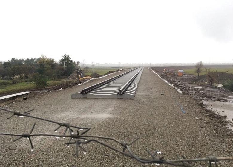 برنامه پاکستان برای احیای پروژه خط آهن کشورهای عضو اکو