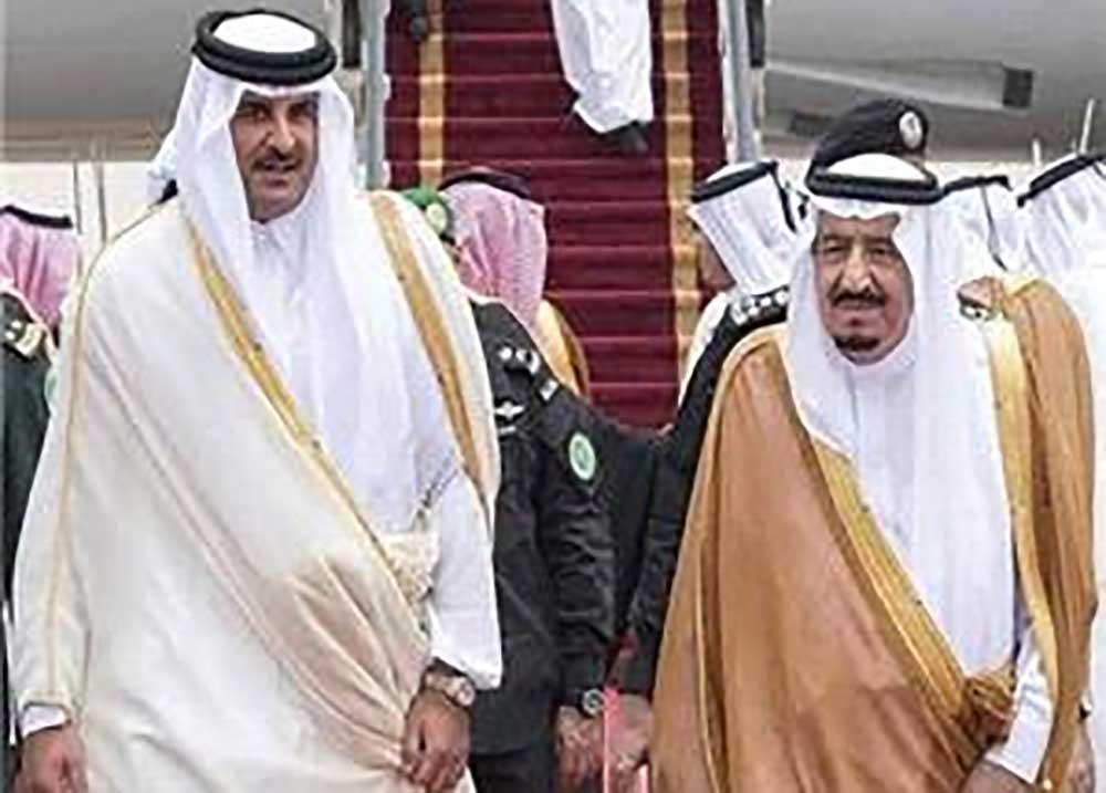 رويارويي عربستان و قطر وارد فاز جديد مي شود/ پشت پرده اختلافات چيست؟