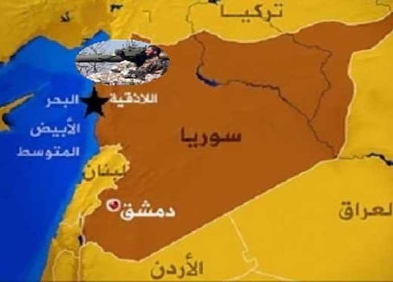 کشف موشک های آمریکایی در سوریه