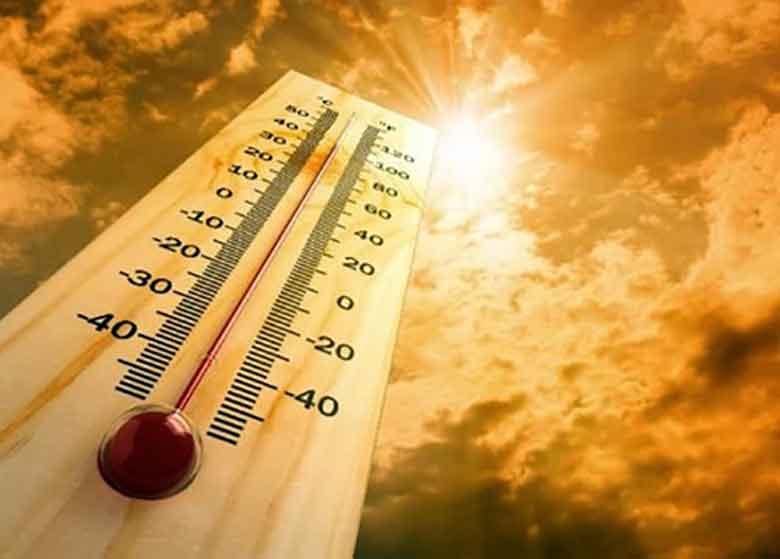 تهران گرمتر می شود!