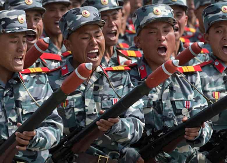 نقش«عجیب» کره شمالی در بحران خلیج فارس