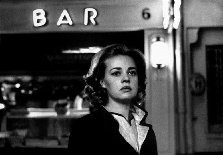 ژان مورو ستاره فیلم «ژول و ژیم» درگذشت