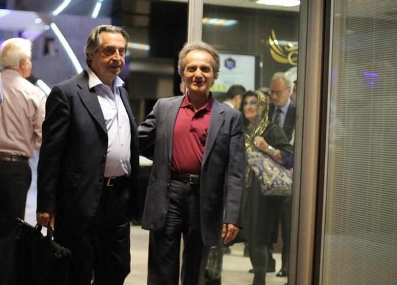 اجرای ارکستر ایران و ایتالیا گوشنواز بود