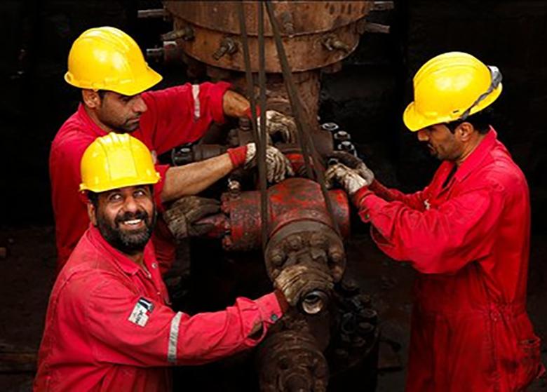 بهرهبرداری از یک میدان جدید در منطقه نفت و گاز شرق