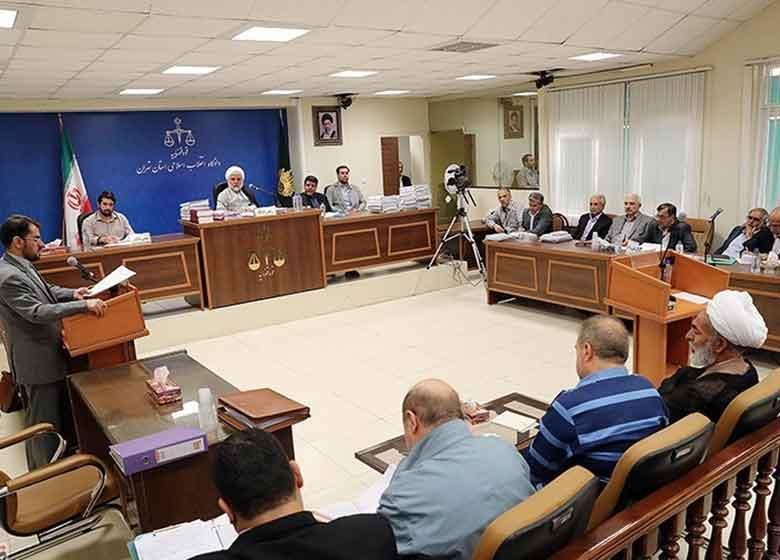 درخواست حضور مسئولان وقت شرکت نفت در جلسات محاکمه همدستان زنجانی