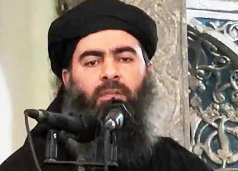 منابع تکفیری: ابوبکر بغدادی زنده و در جایی امن است