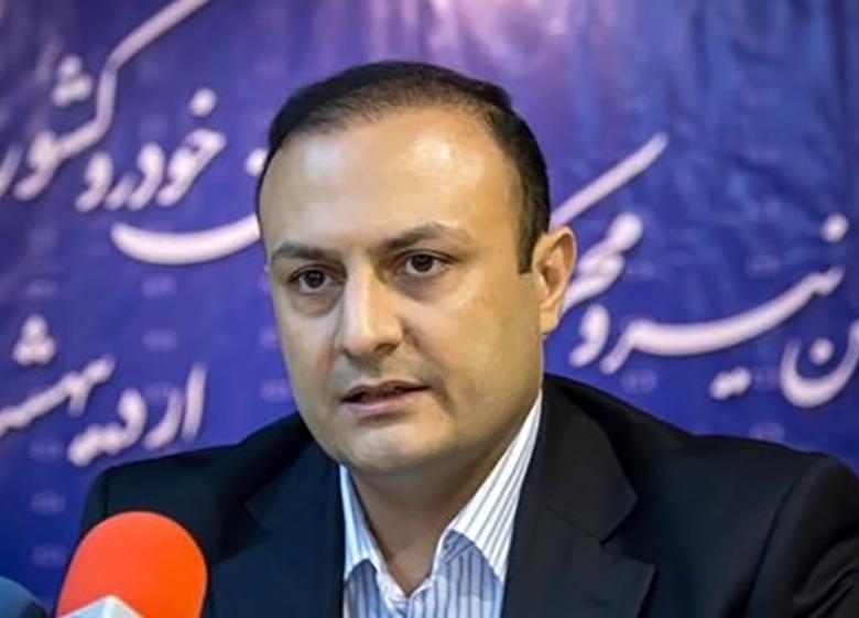 نماینده قطعهسازان ایرانی در تمام مذاکرات با خارجیها حضور داشتند