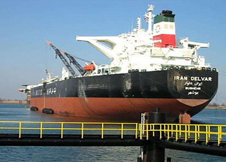 کاهش صادرات نفت ایران به اروپا