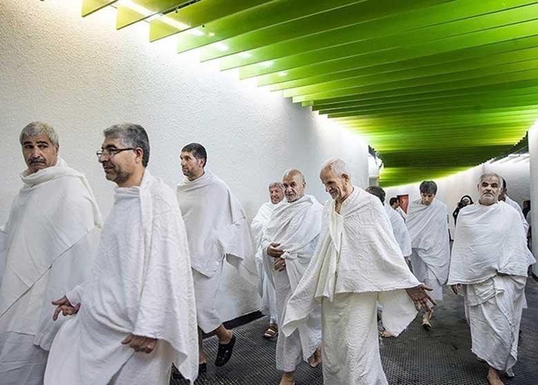 علت پیادهروی زائران قبل از اعزام به عربستان