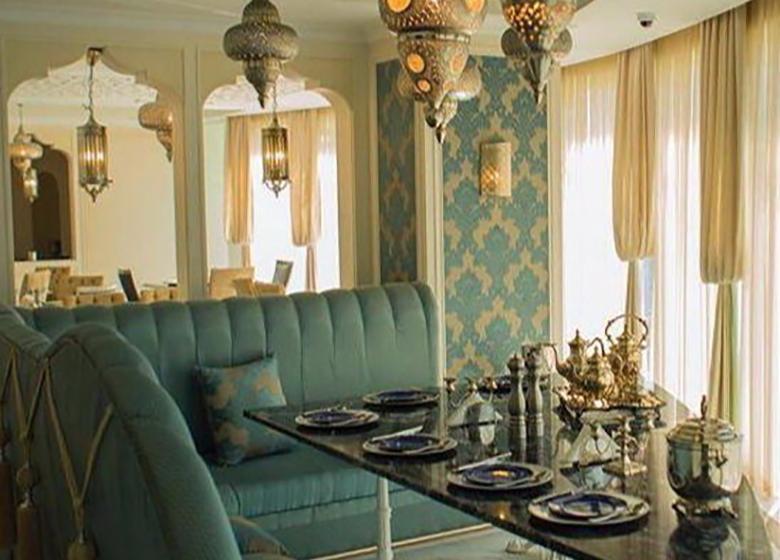 اتاقهای جادویی با قیمتهای نجومی در رستورانهای لوکس + عکس