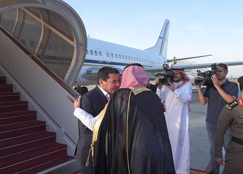 موافقت ولیعهد سعودی با درخواست وزیرکشور عراق