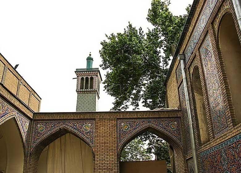 شاهکار معماری ایران در عمارت هزار پنجره