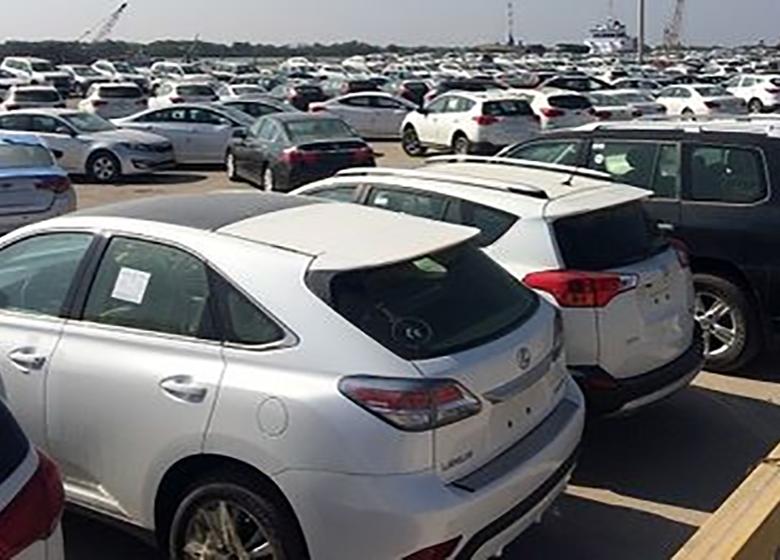 گرانی ۵ تا ۱۵میلیونی خودروهای خارجی در بازار