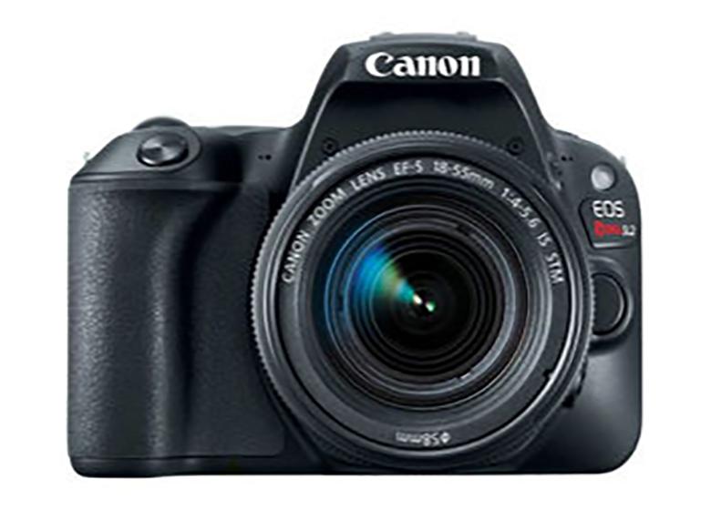 کانن دوربین ۲۰۰D را معرفی کرد