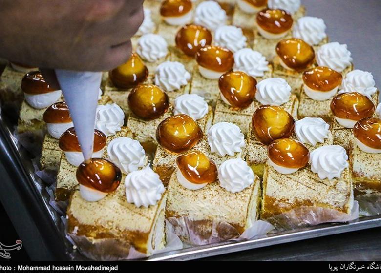 شیرینی در تهران گران شد + قیمت